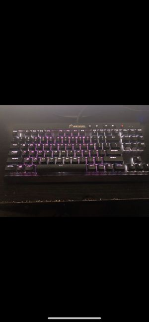 Corsair RGB Keyboard for Sale in North Fort Myers, FL