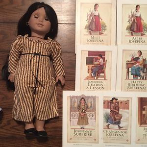 Josefina American Girl Doll for Sale in Cranston, RI