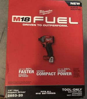 New Milwaukee fuel ⛽ Impact for Sale in North Miami Beach, FL