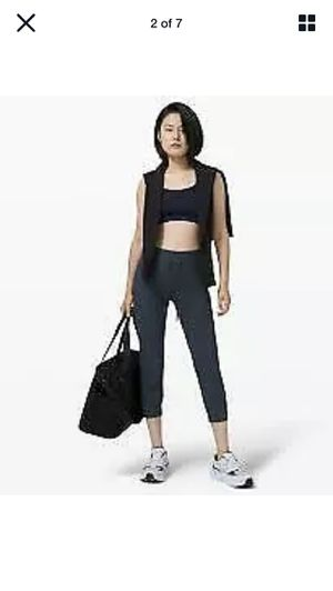 New Lululemon Ready to Rulu Jogger Crop 6 for Sale in Lawndale, CA