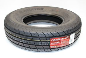Tires - Trailer - GLADIATOR- ST205/75R14 for Sale in Tamarac, FL