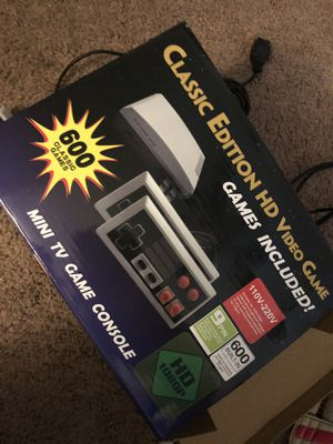 600 Classic Game Console for Sale in Fort Washington, MD