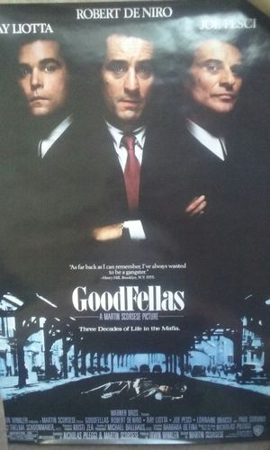 Scarface and Goodfellas Posters for Sale in Fontana, CA