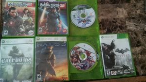 Xbox 360 and xbox games for Sale in Salt Lake City, UT