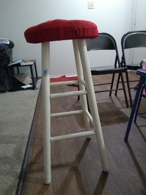 Bar stool with cover for Sale in Maryland Heights, MO