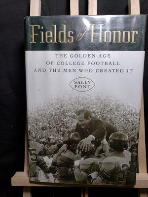 Field of Honor hard back book for Sale in Zanesville, OH