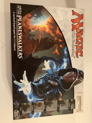 Magic the gathering game board for Sale in Sturgis, MS