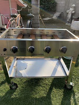 LP Gas Propane Portable Commercial Griddle for Sale in Sanger, CA
