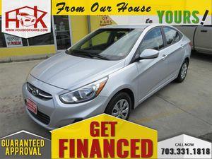 2016 Hyundai Accent for Sale in Manassas, VA