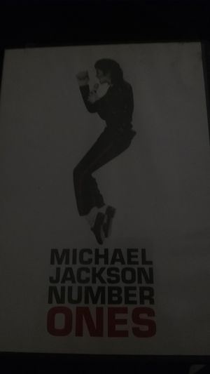 Michael Jackson Number Ones DVD for Sale in Saginaw, MI