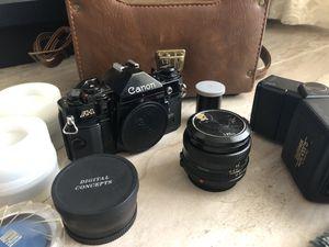 Canon A-1 Film Camera for Sale in Coral Springs, FL
