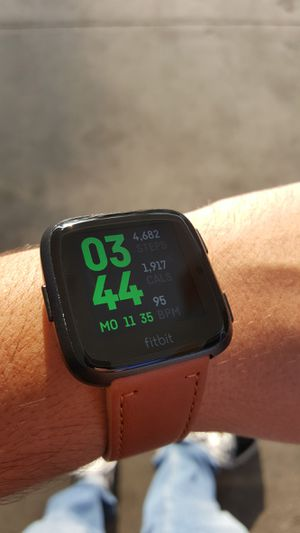 Fitbit versa for Sale in Bloomington, CA