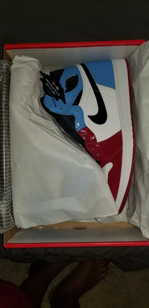 Jordan 1's Brandnew size 12 never worn w/receipt for Sale in Moreno Valley, CA