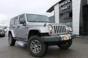 2013 Jeep Wrangler Unlimited for Sale in Auburn , WA