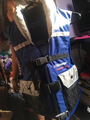 Sterns Life-jacket suit for Sale in Santa Ana, CA