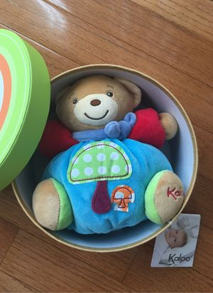 NEW Kaloo Colors Small Bear Plush Stuffed Animal for Sale in Herndon, VA