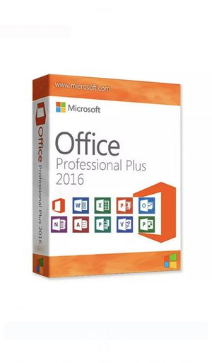 Microsoft Office 2016 Professional Plus Digital Key for Sale in Queens, NY