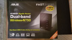 Asus dual band wireless router for Sale in East Saint Louis, IL