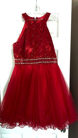 Red prom dress for Sale in Woodbridge, VA