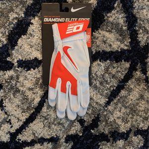 Men's Nike Batting Gloves for Sale in Gurnee, IL