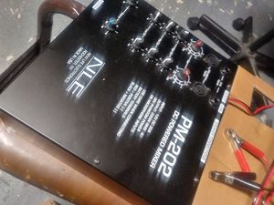 NLE dc 12v Powered Mixer audio for Sale in Stratford, CT