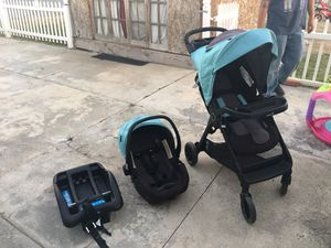 Safety 1st Stroller/car seat 3pcs for Sale in Ontario, CA