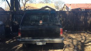 1988 s10 Chevy blazer for Sale in Black Mountain, NC