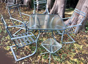 Six Piece Outdoor / Patio / Deck Furniture Set for Sale in Redmond, WA