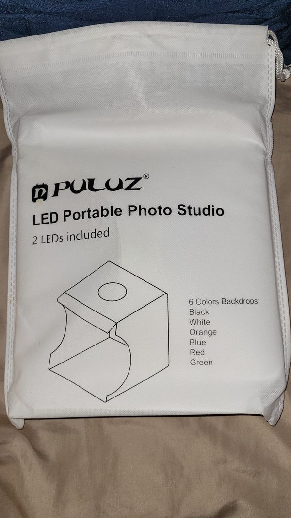 LED Portable Photo Studio