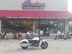 Indian Motorcycle Scout Sixty for Sale in Tyngsborough, MA