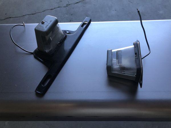 Utility trailer parts for sale.