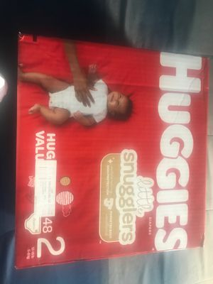 Huggies diapers $25 a box for Sale in Warren, MI