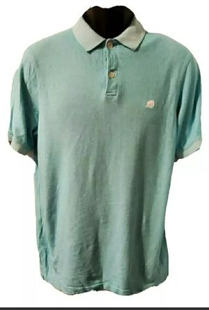 Banana Republic Light Green Polo Shirt for Sale in Middletown, MD