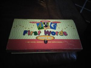 Fun learning game puzzle for Sale in Norwalk, CA