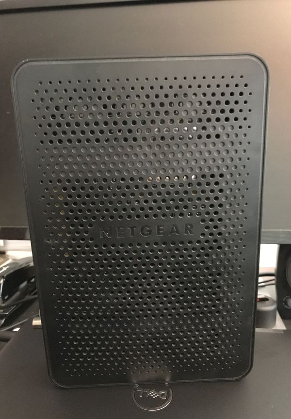 Netgear N450 WiFi Cable Modem/Router