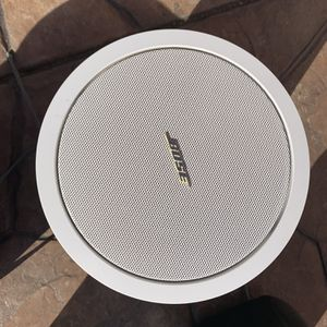 BOSE FLUSH MOUNT CEILING SPEAKERS WITH MOUNTING BRACKETS - 9 SPEAKERS for Sale in La Mesa, CA