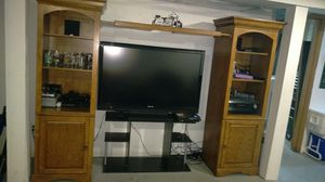 Large Entertainment Center for Sale in Saint Charles, MO