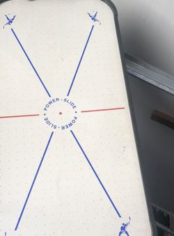 hockey air table game for Sale in Westley,  CA