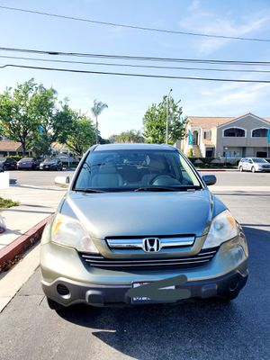 Honda crv 2009 EXL titulo.limpio placas al corriente smog recien hecho 110321 millas for Sale in Tustin, CA
