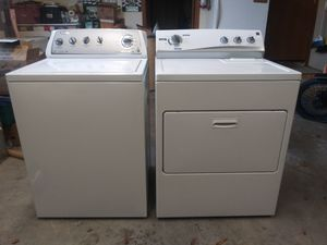 Washer and dryer for Sale in Tacoma, WA