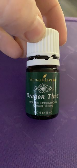 Young Living Essential Oil Dragon Time for Sale in Canton, MI