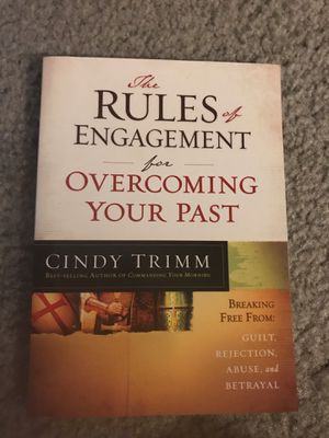 Rules of Engagement for Overcoming Your Past - Cindy Trimm for Sale in Gainesville, FL