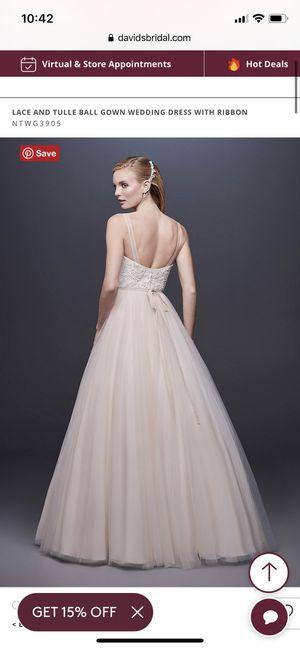 David's bridal wedding dress for Sale in Phoenix, AZ