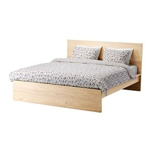 Queen Malm IKEA bed Frame for Sale in Mount Sidney, VA