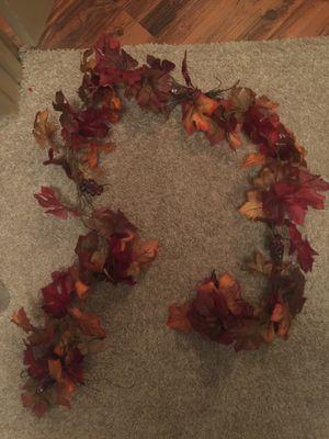 Leaf Garland/ Decoration for Sale in Austin, TX