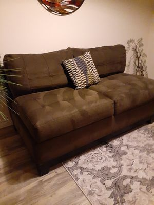 Extra comfortable love seat sofa for Sale in Lancaster, TX