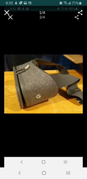 Google daydream VR like Oculus or HTC vibe for Sale in Brookfield, IL