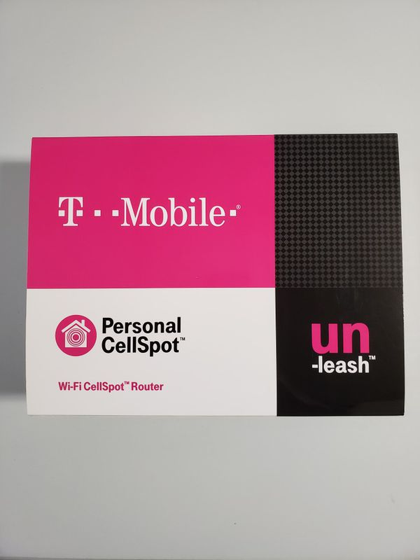 Asus T-Mobile AC-1900 Router Cell Spot