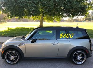 🎁💲8OO For sale URGENTLY 2OO9 Mini cooper . The car has been maintained regularly 🎁v for Sale in Arlington, TX