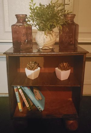 Rustic Bookshelves/Nightstands/End Tables for Sale in Grand Prairie, TX